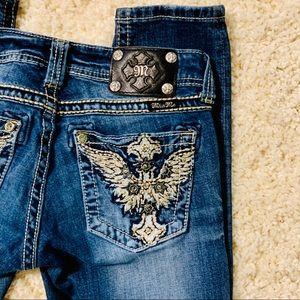 Miss Me Skinny Stretch Jeans